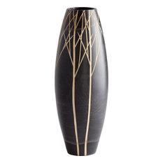 Large Onyx Winter Vase