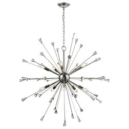 Midcentury Chandeliers by Buildcom