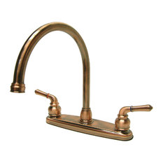 50 Most Popular Copper Kitchen Faucets For 2019 Houzz