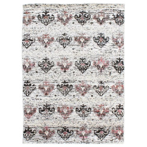 Shari Collection Oriental Rug, India Hand-Knotted Designer, 240x170 cm