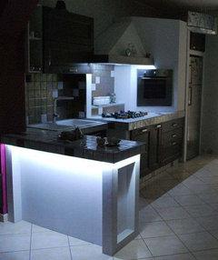 Come si progetta una cucina in muratura l esperto risponde for Habitat arredamenti solarino