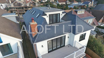 Pitched Roofing, Flat Roofing and Bespoke Cladding Project