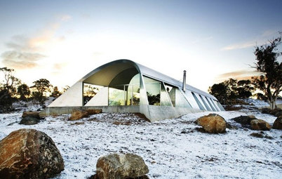 4 Highly Sustainable Australian Mountain Homes