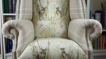 Sherwood wingback chair