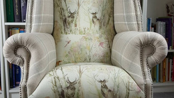 Sherwood wingback chair
