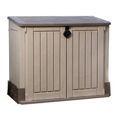 keter - Store-It-Out MIDI Outdoor Resin Horizontal Storage Shed - Sheds