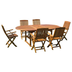 Tropical Outdoor Dining Sets by International Caravan