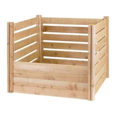 Greenes - Greenes Cedar Wood Composter - Compost Bins
