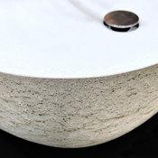 Rho Concrete Sink Basin