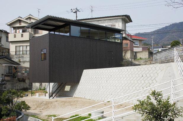 モダン  by オオノヨシオ建築設計事務所