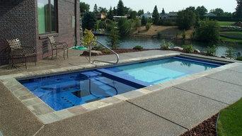 Inground Gunite Pools