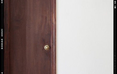DIY Project: Upgrade That Ugly Door!