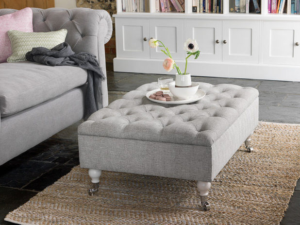 Living Room by The Dormy House Furniture & Soft Furnishings Ltd