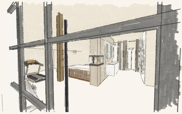 Eklektisch Rendering By Ohlde Interior Design