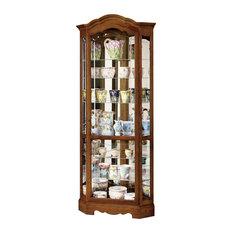Howard Miller Jamestown II Curio Cabinet