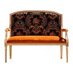 Tecninova - Upholstered Loveseat - Love Seats