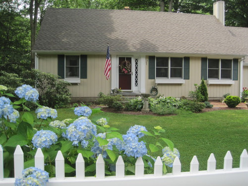 i need to improve the curb appeal to our cape cod style home help