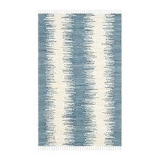 Safavieh Montauk 10'x14' Hand Woven Cotton Pile Rug, Blue