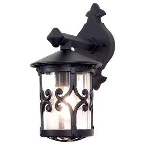 Traditional Small Rigid Tube Exterior Wall Down Lantern