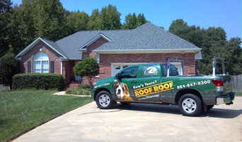 Simpsonville Roofing Project