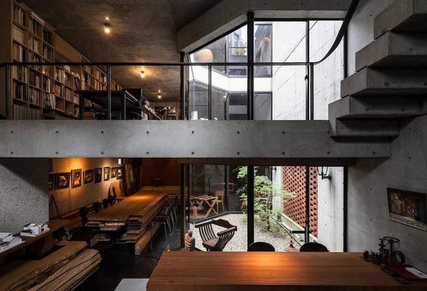 Modern  by 松井建築研究所