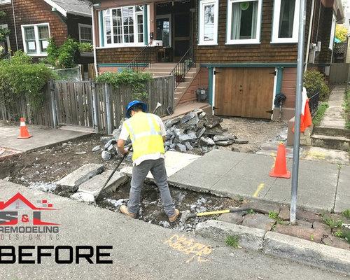 Oakland New  Drive way - Home Improvement