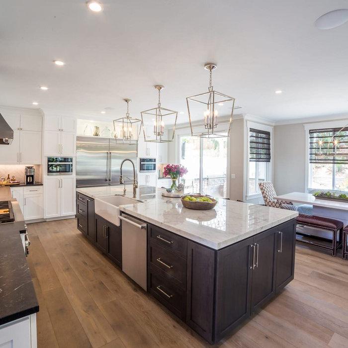 Beautiful Contemporary Kitchen