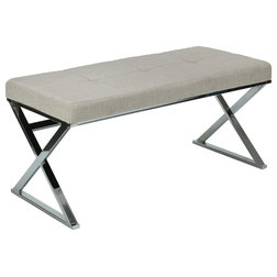 Contemporary Upholstered Benches by Cortesi Home
