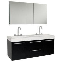 Perfect Modern Bathroom Vanities And Sink Consoles by Burroughs Hardwoods Inc