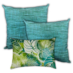 Tropical Outdoor Cushions And Pillows by Joita