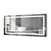 "Kent LED Bathroom Mirror With Touch Sensor, 72""x30"""