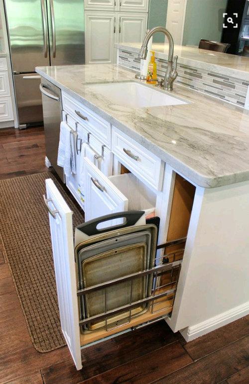 Strange Flat Kitchen Island Or Step Up Island Machost Co Dining Chair Design Ideas Machostcouk