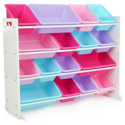 Contemporary Toy Organizers by Humble Crew Inc dba Tot Tutors Inc