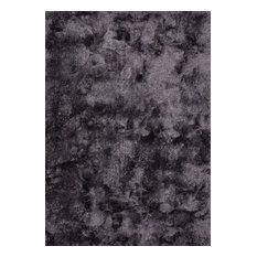 "Maltino Area Rug, Dark Gray, 5'7""x7'9"""