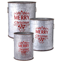 """12-17""""  """"Merry Christmas"""" Container"""