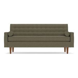 Read Reviews Saturn Sofa Moss By Apt2b