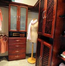 Solid Wood Closets Inc Houzz