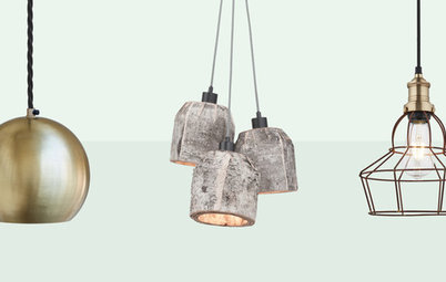 Up to 50% Off Pendant Lighting