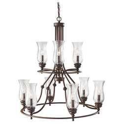 Vintage Traditional Chandeliers by ALCOVE LIGHTING