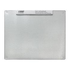 "Chop-Chop Glass Cutting Board / Counter Saver 16""x 20"""