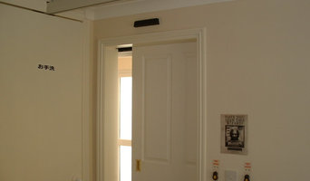 Automatic Sliding Pocket Door System