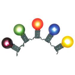Contemporary Holiday Lighting by Vickerman Company