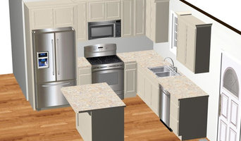 New cabinets AND new countertops under $10K!!
