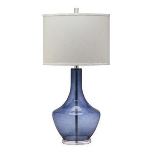 Safavieh Mercury Table Lamp, Blue