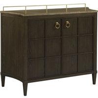 Universal Furniture Soliloquy Bar Cabinet, Cocoa