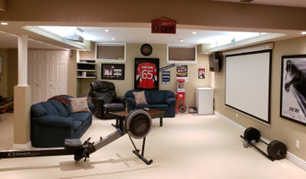 Man Cave Sports and Movies
