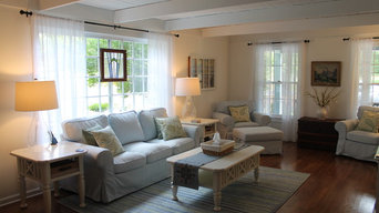 Farm House Family Room