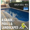A Grade Pools and Landscapes's profile photo