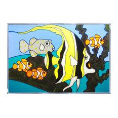 Silver Creek Tropical Fish Panel