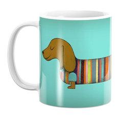 Society6 Wiener Dog Mug